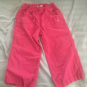 Pink Osh-Kosh Capris